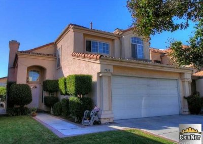 Closed mortgage loan in North Hollywood, CA 91605