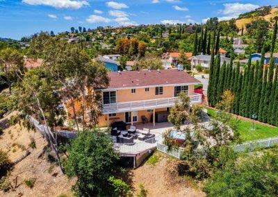 Closed scenario in West Hills, CA 91307